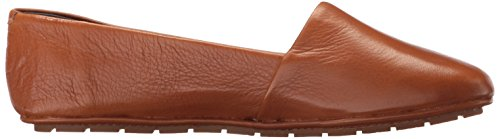 Kenneth Jordyn Slip Leather Cole Medium Flat New York on Women's Brown Moccasin rWF6rqC