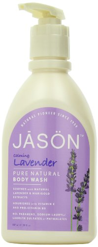 Jason 30 oz Calming Lavender Pure Natural Body Wash