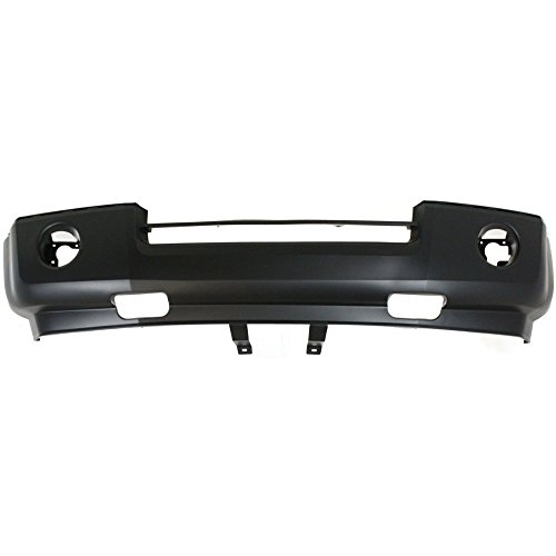 Bumper Cover for Ford Expedition 07-14 Front Face Bar Lower Black CAPA Certified