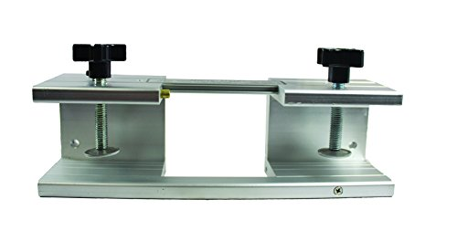 Precision HM-1100W HINGE-MATE Hinge Mortising Kit - 3/4'' to 5'' Hinges, 1/4'' Radius Router Bit