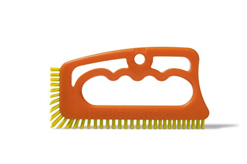 "Fugenial ""Fuginator®"" Tile Joint Cleaning Brush for Use in the Bathroom - Removes Superficial Mold – Yellow (bath)"