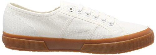 Superga 2750 Gum Baskets Classic Cotu Blanc Adulte Mixte white rrq1UHwTx