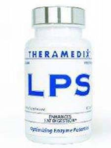 Theramedix - Fat High Lipase Digestion 60 caps (Formerly LPS)
