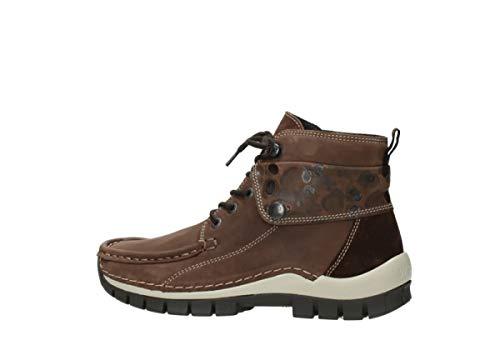 Marrone Donna Wolky Sneaker Sneaker Wolky wxBYznqH1