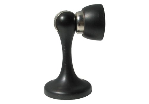 10 PC Dark Oil Rubbed Bronze Magnetic Door Holder and Stop Stopper Doorstop by eBuilderDirect