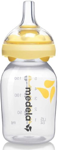 Medela Innovation Baby Breast Milk Calma Solitaire Teat with
