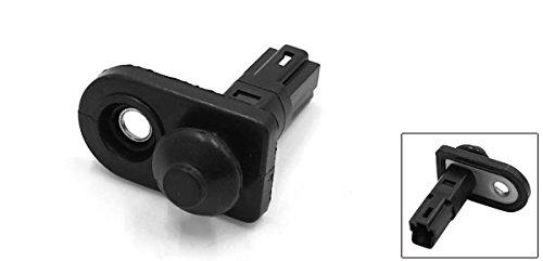Sourcingmap Black Car Interior Door Jamb Light Push Button Switch for Vilaid