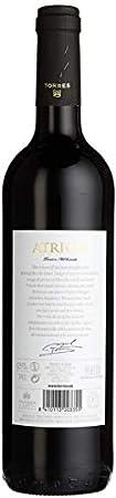 Atrium Merlot, Vino Tinto - 750 ml