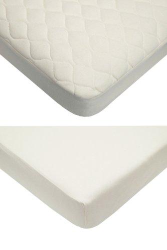American Baby Company Bedding Set, Natural