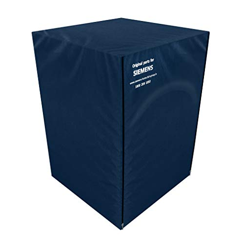 SIEMENS Front Load Washing Machine/Dishwasher – Dust Cover/Protective Covers – Blue