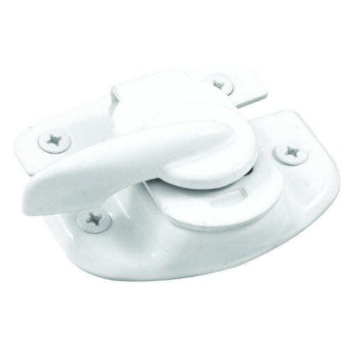 Prime-Line Products 9925 Prime-Line U Series Window Lock, Stamped Steel