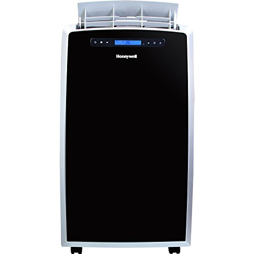 Honeywell MM14CCS Portable Air Conditioner with Dehumidifier & Fan for Rooms Up To 700 Sq. Ft. with Remote Control (Black/Silver)