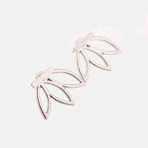 CJESLNA Fashion Rhinestone Crystal Earrings