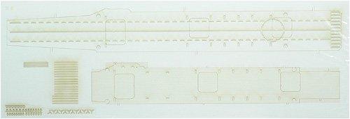 青島文化教材社 1/700 ウォーターライン No.528 空母 蒼龍 甲板シート
