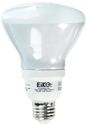 Eiko SP15/R30/27K 15W 120V 2700K Shaped Halogen Bulbs