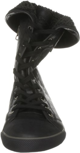 Pepe Jeans London Berlin, Sneaker donna, Nero (Schwarz (black242)), 40