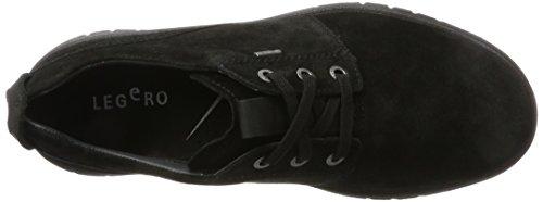 Sneaker Legero schwarz Nero Uomo Campo Kombi 02 Aqrq5O