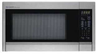 Magic Chef 1.6 cu. ft. Over-the-Range Microwave in White (Range White Magic Chef)