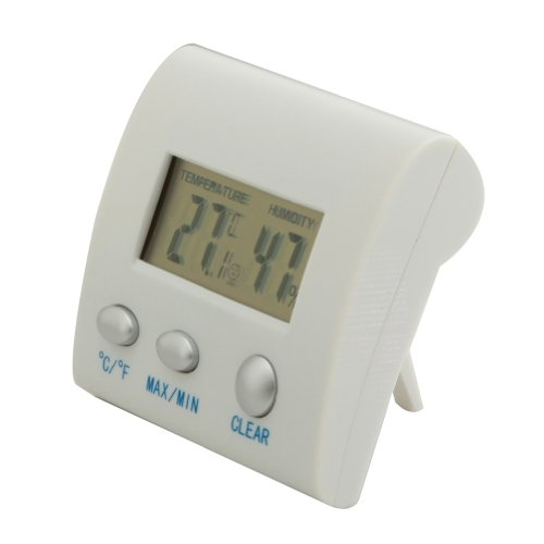 Neewer® LCD Digital Thermometer Hygrometer Humidity Temperature Meter Indoor Home -50°C~70°C(-58°F~158°F)