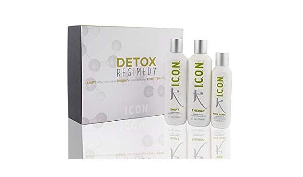 ICON PACK DETOX (Shift 250ml +Energy 250ml +Post-Tonic 150ml ...