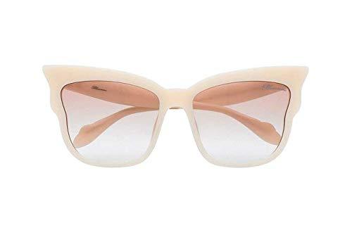 taglia 40 2fcd9 41de3 Blumarine occhiali da sole edizione limitata Giulia De Lellis SBM749-0AEC
