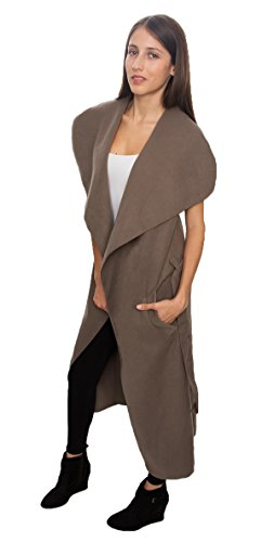 Senza Senza Donna maniche Scuro trench Creek Rock Beige Selection Selection Cappotto RnxCIwY6q