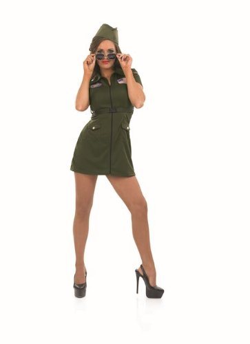 female air force fancy dress - 2