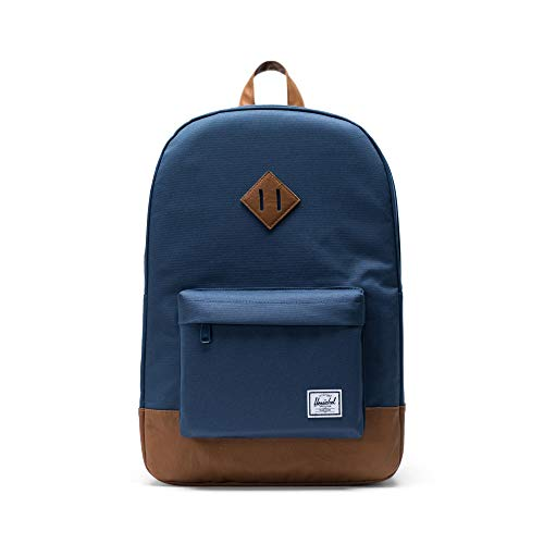 Herschel Heritage Backpack-Navy (Best Places To Backpack In South America)