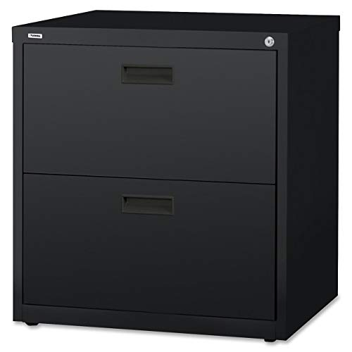 3 Drawers White Lateral File Cabinet with Lock, Lockable Heavy Duty Filing Cabinet, Steel Construction