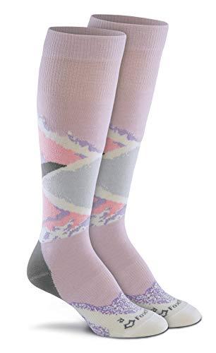 (Fox River Prima Alpine Over-The-Calf Sock (Fair Orchid, Medium))