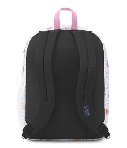 Men Big Polyester Bags Student Jansport Black 100 Cupcakes f7TwaHx6