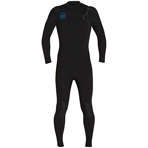 2017 Men's Comp 3/2 Fullsuit (XLT, Black) by XCEL Hawaii