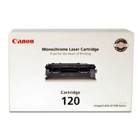 - 2BA5767 - Canon No. 120 Black Toner Cartridge