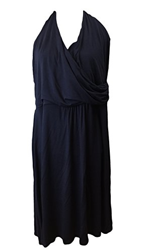 Navy Dress ST BODEN Size 16 US Halter Lucia Blue HpAqwf