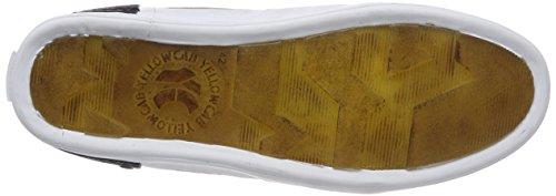 Yellow Cab Grind M Sneaker A Collo Alto Uomo Grigio