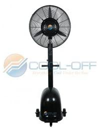 Island Breeze Portable Misting Fan