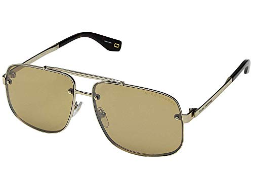 Marc Jacobs Women's Marc 318/S Gold/Silver Mirror One ()