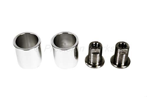 Precision Works Balance Shaft Delete Elimination Kit – Fits Cavalier Sunfire Cobalt HHR Ecotec