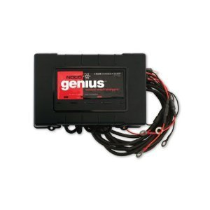 NOCO GEN3 NOCO Genius Black 12-36V 3-Bank 30A On-Board Battery Charger with Mini Tool Box (fs)