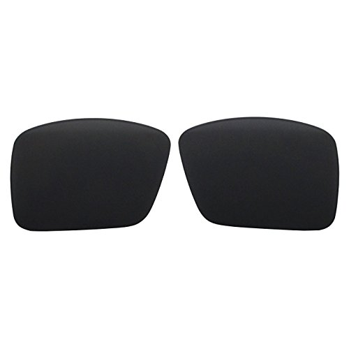74829f2cc8734 COODY Replacement Polarized Lenses for Spy Optic Cyrus Sunglasses (Black)