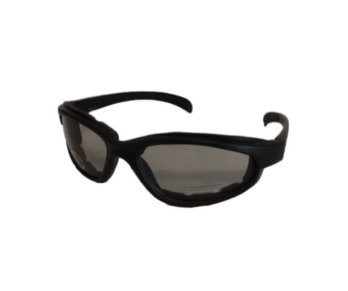 Adult Transition Lens Foam Padded Motorcycle - Transition Glasses Motorcycle