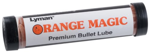 Lyman Orange Magic Bullet Lube (Orange Bullet)