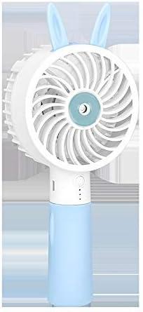 2020 Nuevo ventilador pequeño Humidificación de aerosol de verano ...