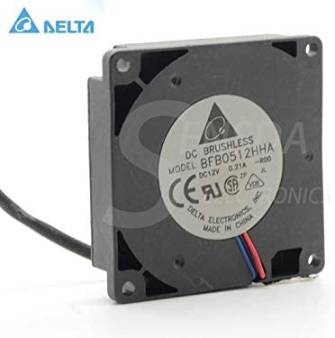 Wholesale Original for delta BFB0512HHA DC 12V 0.24A 50X50X10MM 5CM server cooling fans