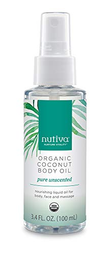 Nutiva Organic Coconut Unscented 3 4 ounce product image
