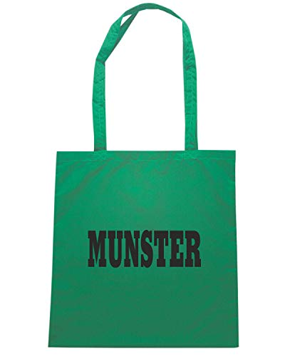 Borsa Shirt Speed Verde Shopper MUNSTER CITY GERMANY WC0831 apw5wqn1