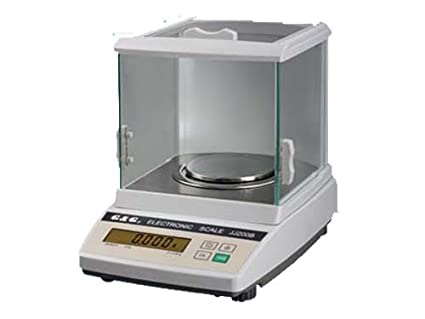 jj100b 110 g/0,001g - Báscula industrial de mesa (0,1g g & G ...