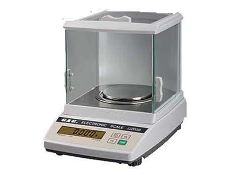 jj100b 110 g/0,001g – Báscula industrial de mesa (0,1g g