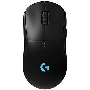 d3d1b2ec703 Amazon.com: Logitech G Pro Wireless Gaming Mouse with Esports grade ...