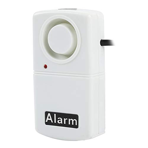 Automatic Power Cut Failure Alerter LED Indicator Smart 120db Outage Alarm Warning Siren, Needs 9V Battery (Not Included)